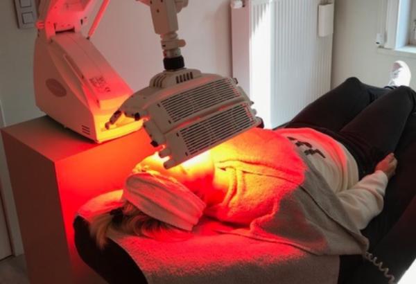 LED-therapie vitaminebehandeling